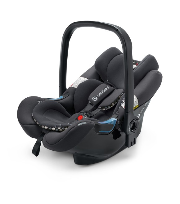 Concord - AIR Safe Car Seat + Clip (0-13 kg) - Cosmic Black