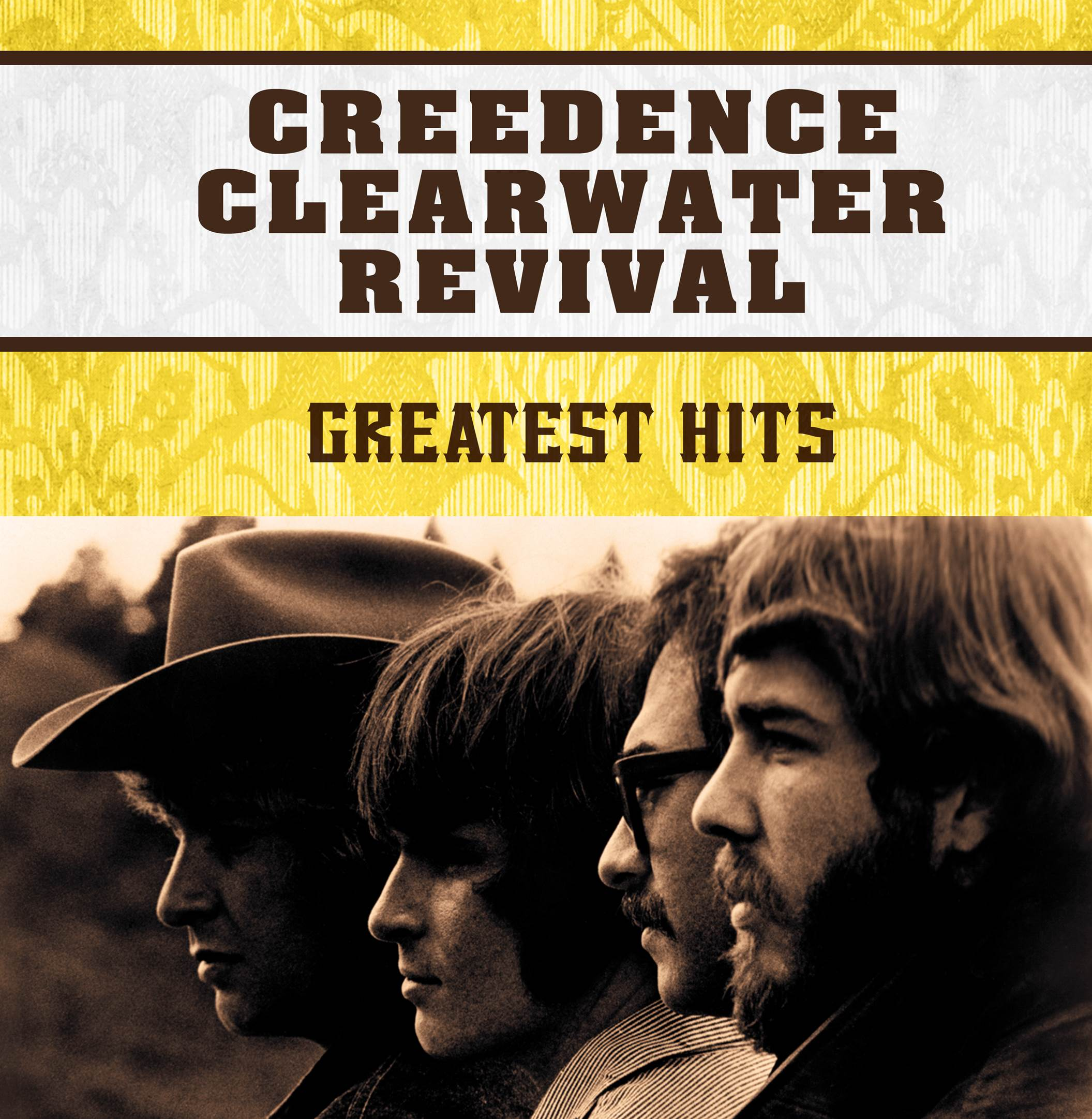 Kaufe Creedence Clearwater Revival   Greatest Hits   CD