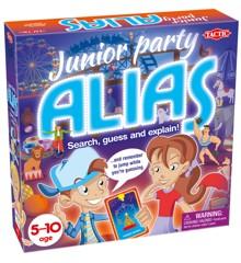 Tactic -  Alias - Junior Party