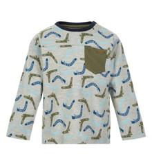 MINYMO - T-Shirt Langærmet m. Print