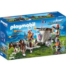 Playmobil - Heste Trukket Ballista (9341)