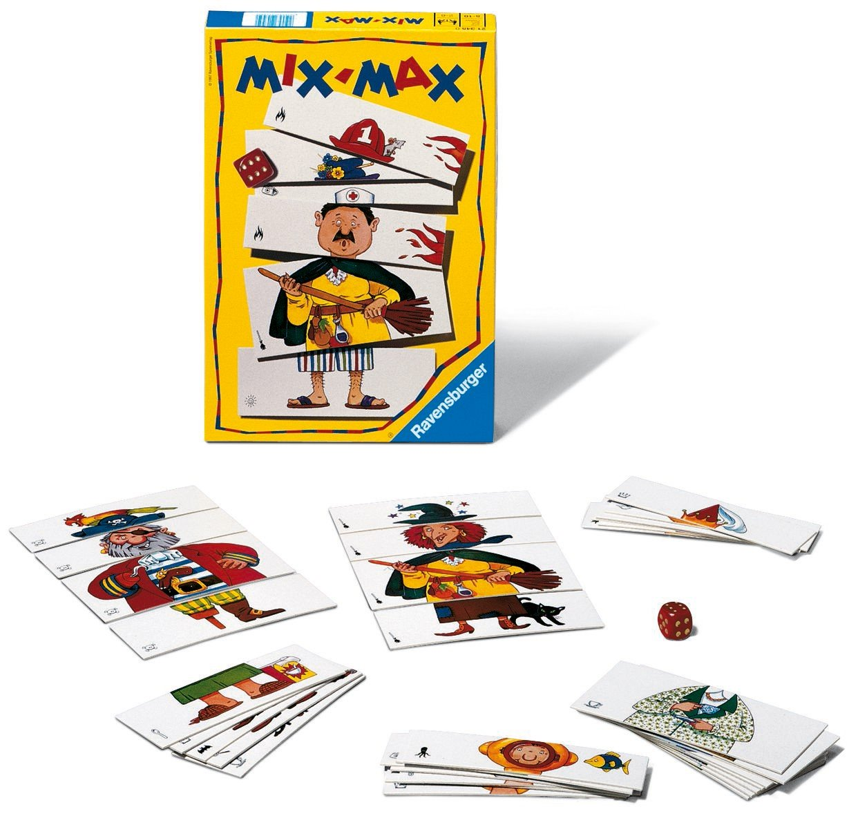 Ravensburger Mix Max