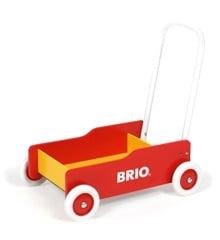BRIO - Gåvogn, Rød (4-31350-51)