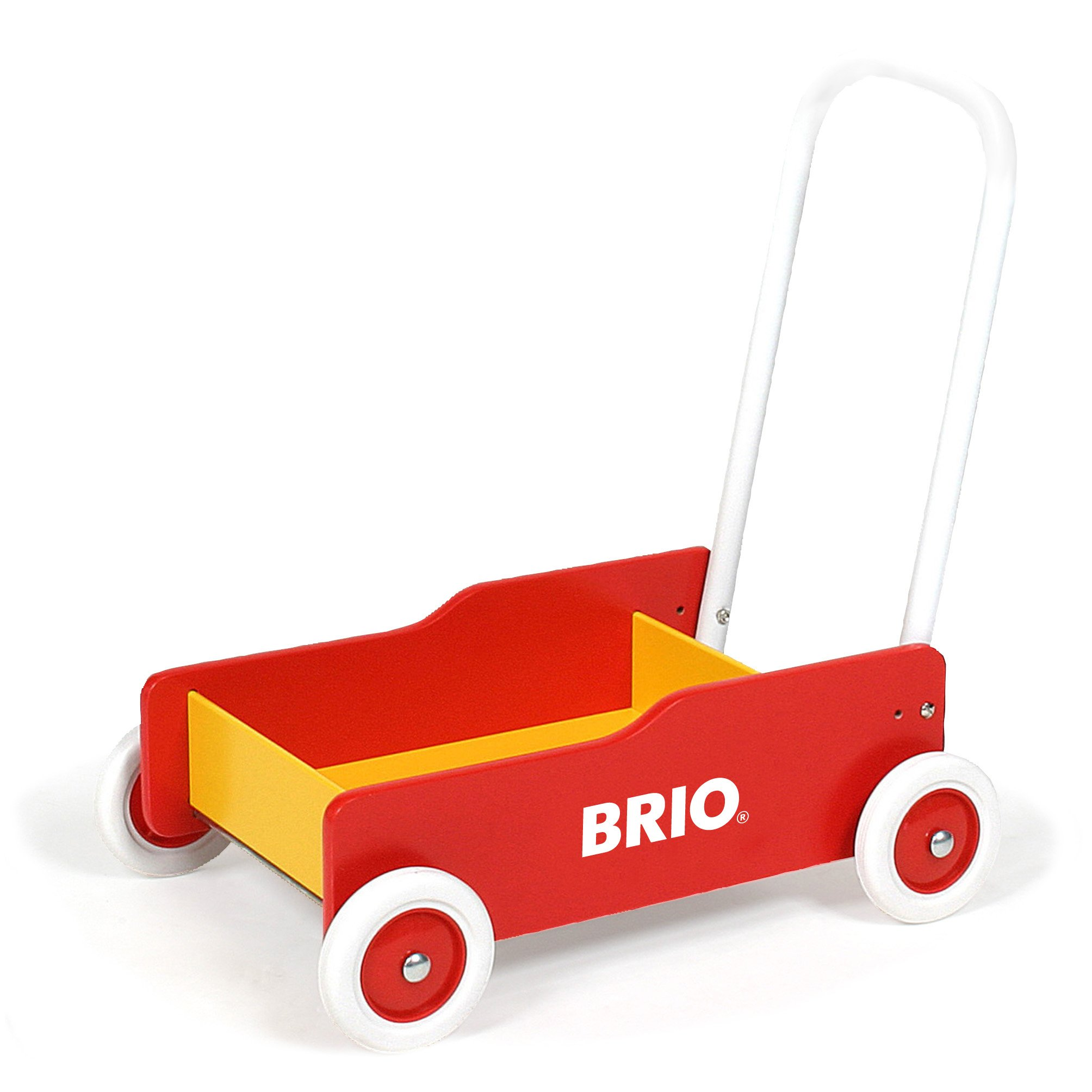 BRIO - Toddler Wobbler, red (31350)