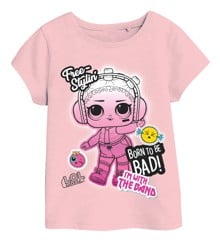 L.O.L. Surprise Girls Tee Pink 5-6