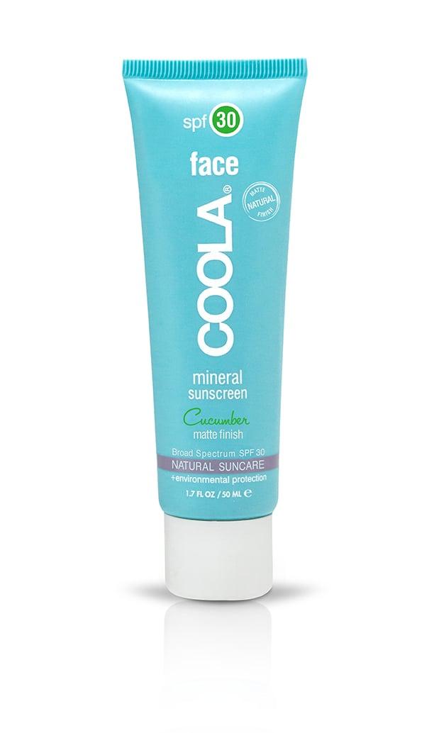 Coola - Mineral Face  SPF30 Matte Cucumber