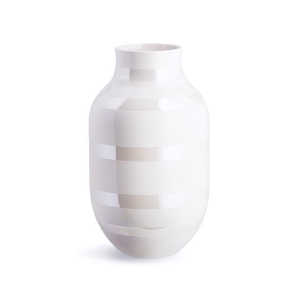 Kähler - Omaggio Vase Stor - Perlemor