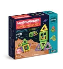 Magformers - Space Traveler Set (3031)
