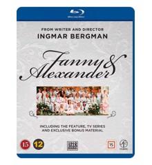 Fanny & Alexander: Den komplette samling (Blu-Ray)