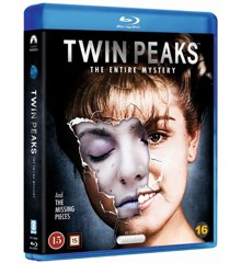 Twin Peaks Collection - The Entire Mystery And The Missing Pieces (10 disc) (Blu-Ray)