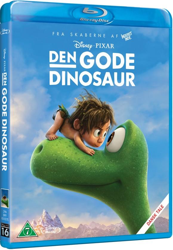 Disneys The Good Dinosaur (Blu-Ray)