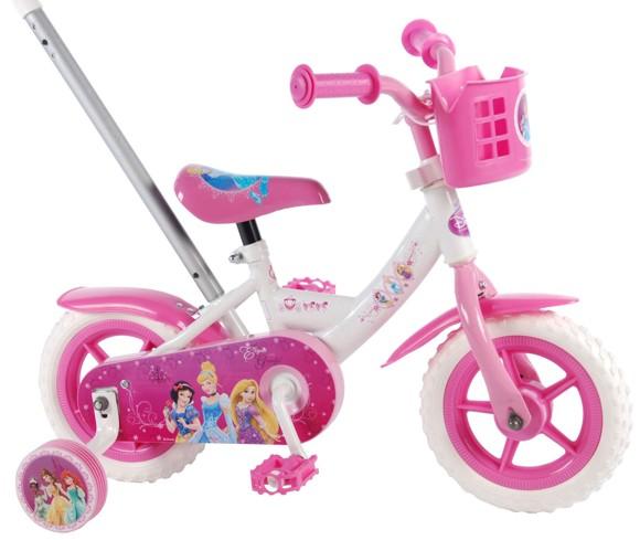"Volare - Børnecykel 10"" - Disney Prinsesse"