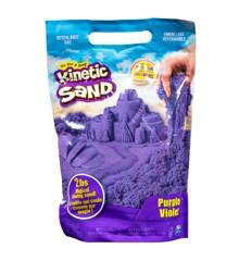 Kinetic Sand - Farve Pose 900g - Lilla (20106426)