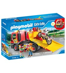 Playmobil - Bugsering service (70199)