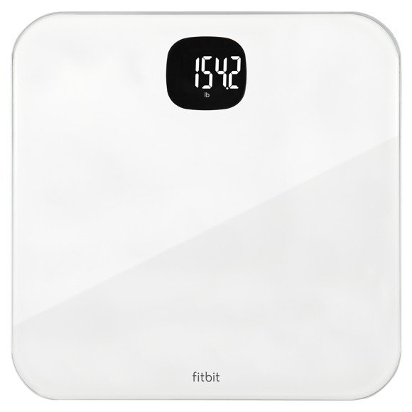 Fitbit - Aria Air Smart Scale - White