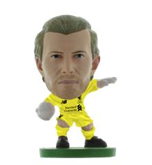Soccerstarz - Liverpool Loris Karius - Home Kit (2020 version)