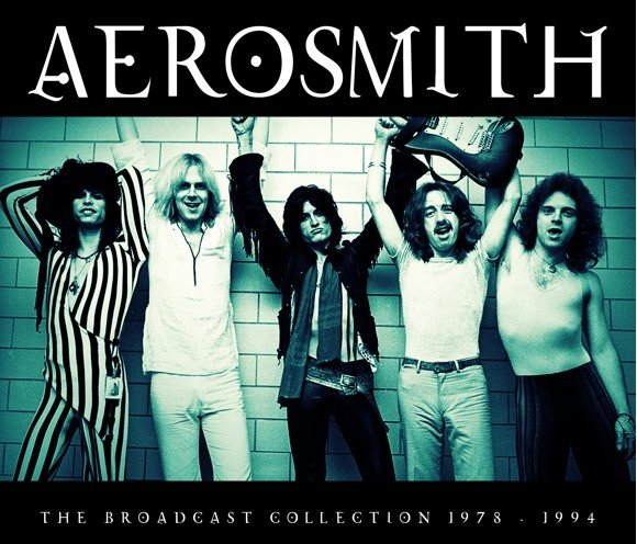 Aerosmith The broadcast collection 1978 - 1994 (2 CD)