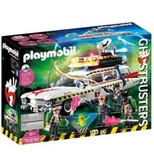 Playmobil - Ecto-1A from Ghostbusters II (70170)