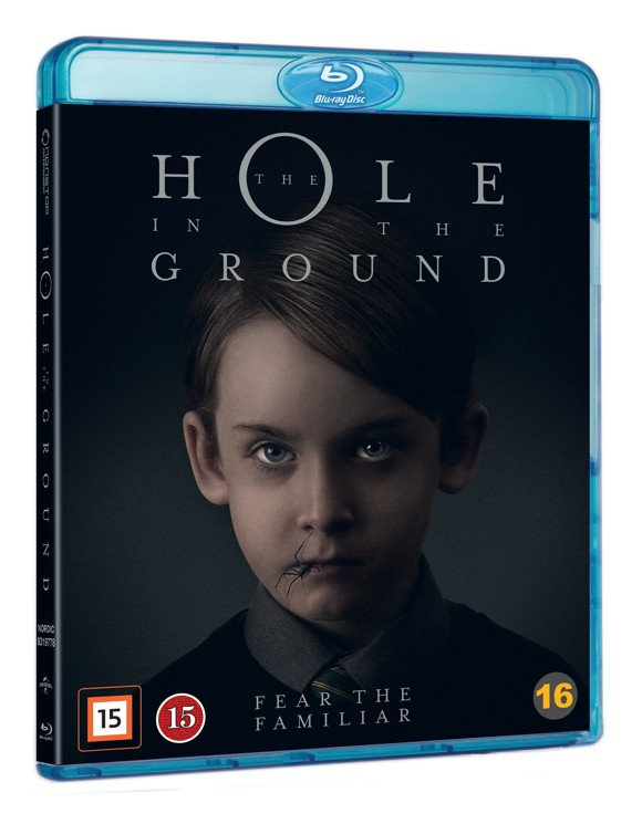 Hole In The Ground, The-  Blu ray