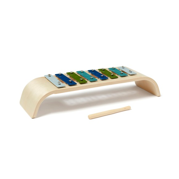 Kids Concept - Xylophone - Multi Blue (1000430)