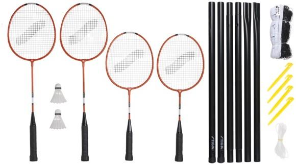 Stiga - Badminton Familie Sæt (78-1072-14)