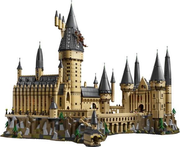 LEGO Harry Potter - Hogwarts Castle (71043)