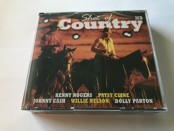 Shot of country - 2CD