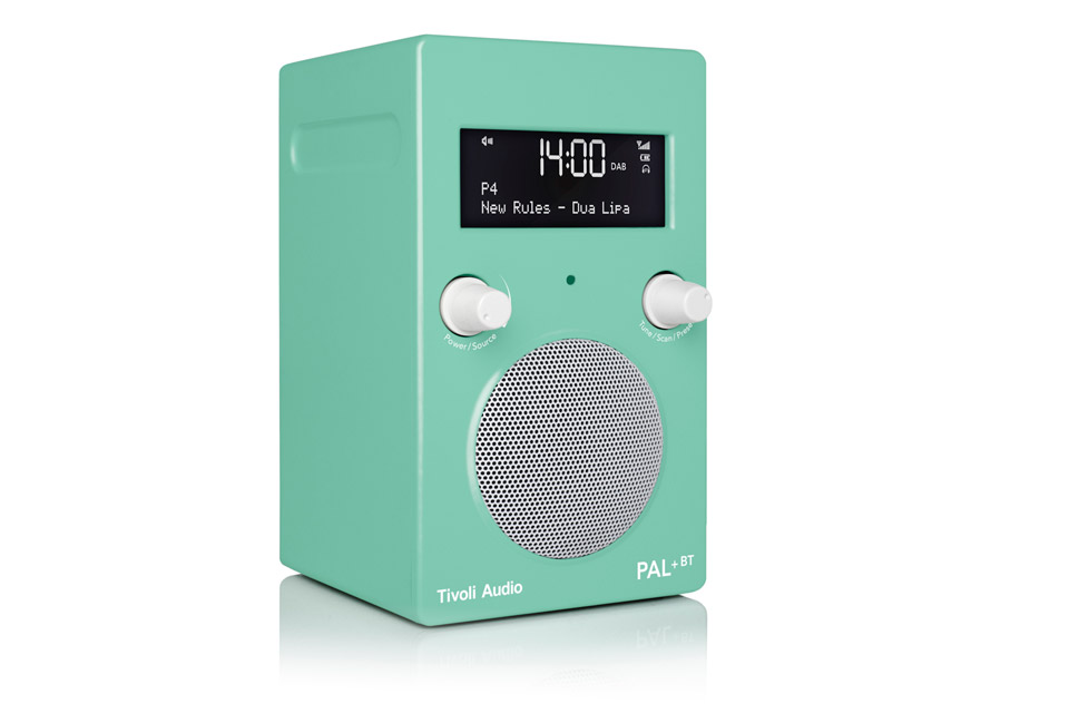 Tivoli Audio - PAL+ BT DAB+/FM Portable Radio