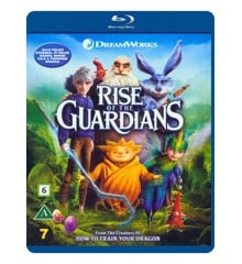 Rise Of The Guardians (Blu-Ray)
