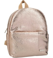 Top Model - Small Back Pack - Snake Skin Look - Gold (0410892)