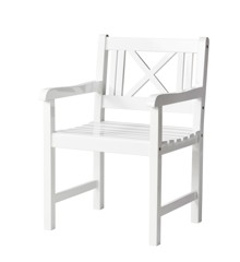Cinas - Rosenborg Garden Chair - White (3500010)