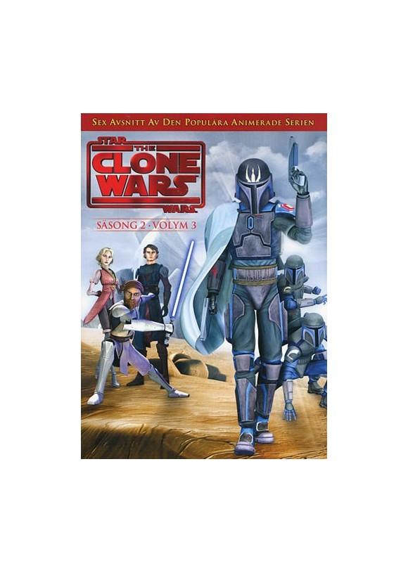 Star Wars - The Clone Wars - Season 2 vol 3 - DVD