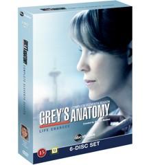 Greys Anatomy/Greys Hvide Verden - saeson 11 - DVD