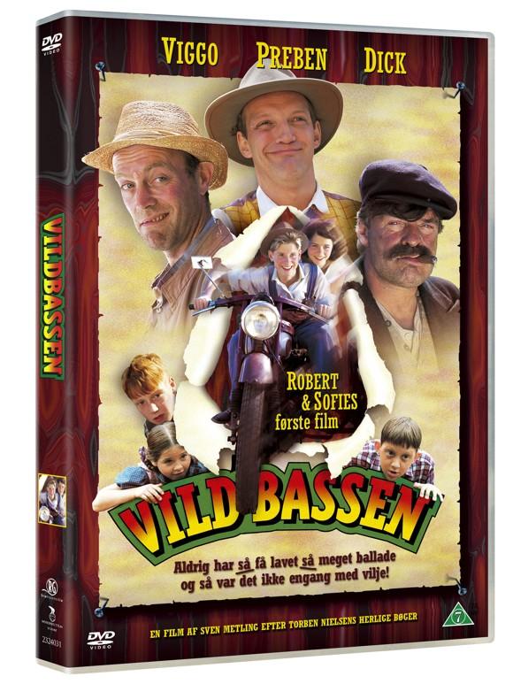 Vildbassen - DVD