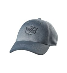 WILSON - STAFF ONE TOUCH CAP - ASH/GREY