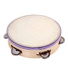 Bontempi  - Wooden Tambourine (TMW18N)