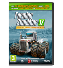 Farming Simulator 17 - Big Bud (DLC)