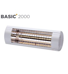 Solarmagic - 2000 BASIC+ Patio Heater - Titanium