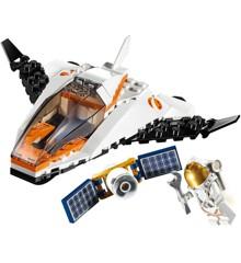 LEGO City - Satellite Service Mission (60224)