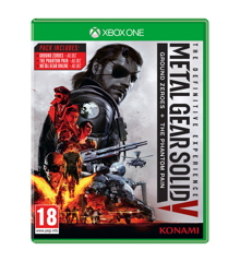 Metal Gear Solid V (5): The Definitive Experience