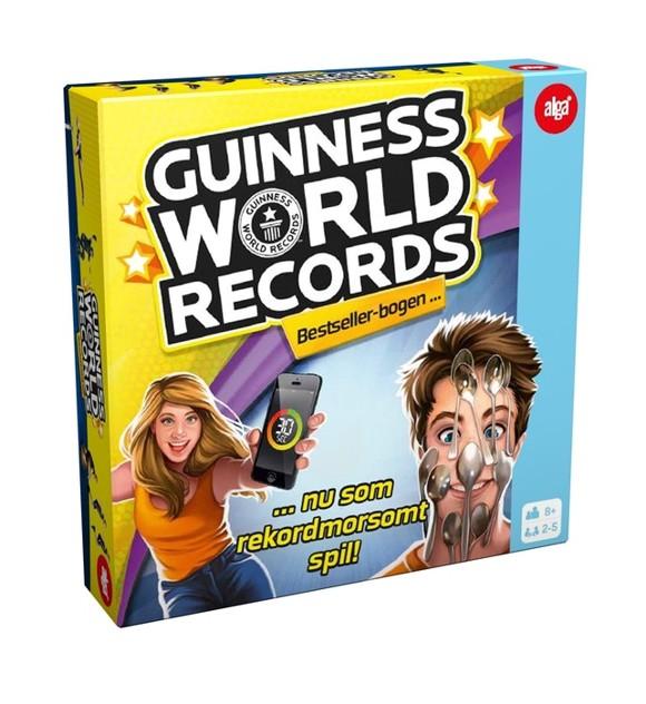 Alga - Guinness World Records DK