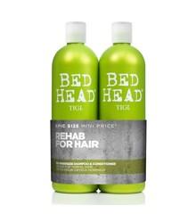 TIGI - Bed Head Urban Antidotes Re-Energize Shampoo + Conditioner 2x 750 ml