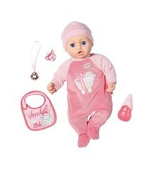 Baby Annabell - Interaktiv Annabell dukke, 43 cm (794999)