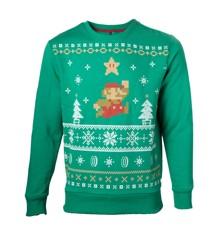 Nintendo Mario Sweater L