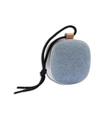 SACKit - WOOFit Go Transportabel Bluetooth Højtaler Dusty Blue