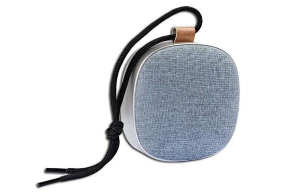 SACKit - WOOFit Go Transportabel Bluetooth Højtaler Dusty Blue