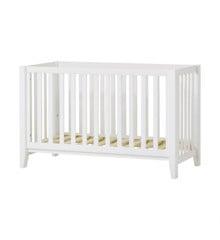 Hoppekids - ANTON Baby Bed - White