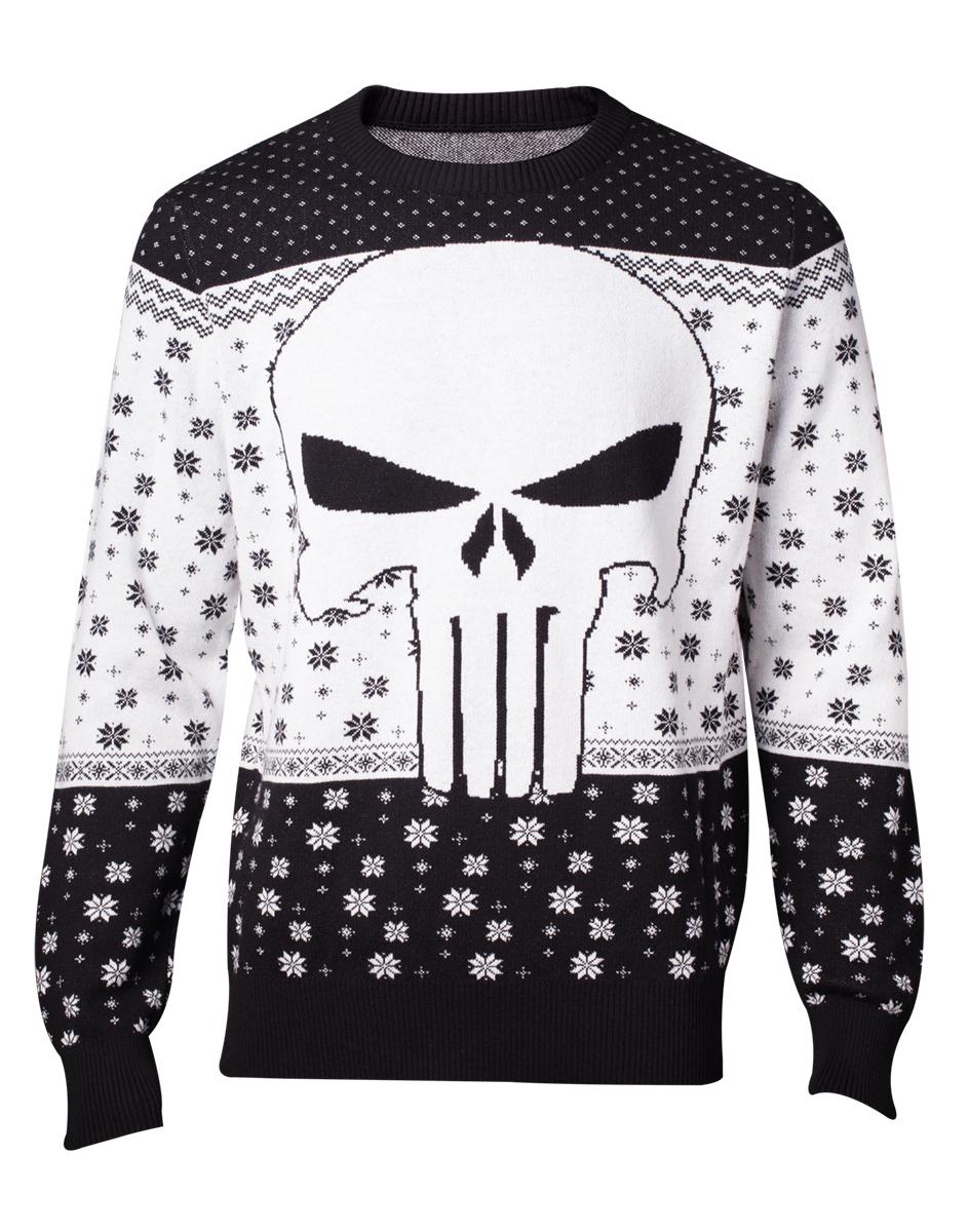 Marvel Punisher Sweater M