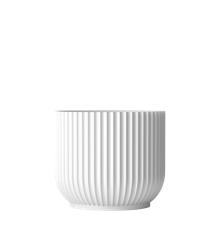 Lyngby Porcelæn - Flowerpot Ø 18 cm - Hvid