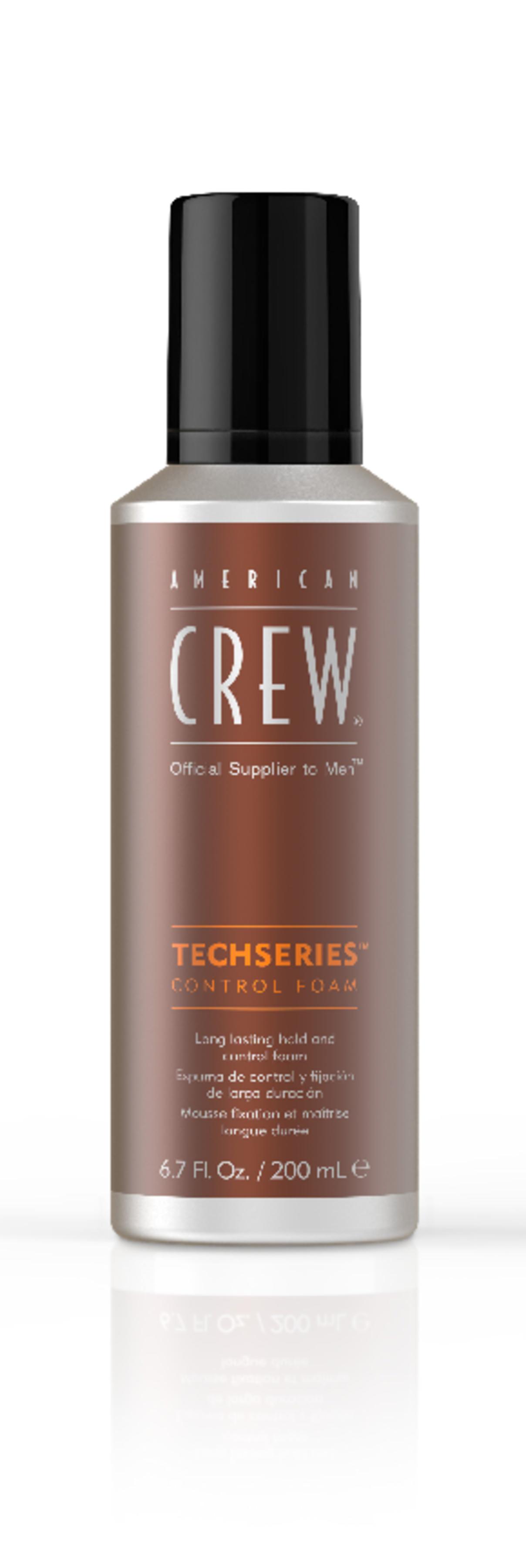 American Crew - Techseries Control Foam 200 ml